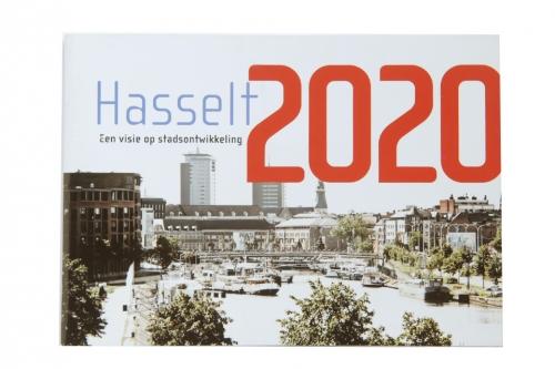 Hasselt 2020 - Een visie op stadsontwikkeling