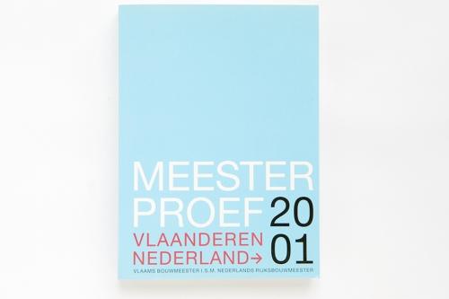 Meesterproef 2001